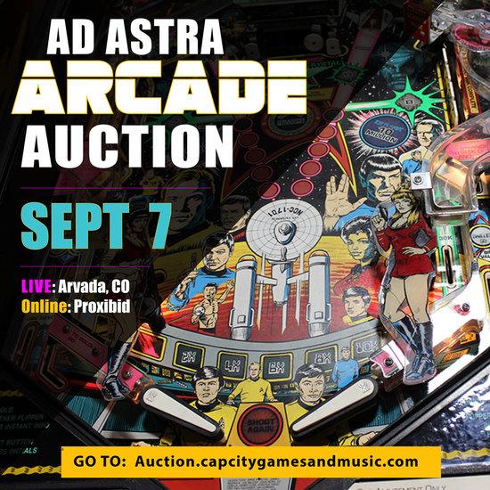 Arcade Auction