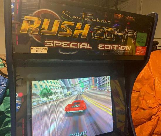 Rush 2049 Special Edition