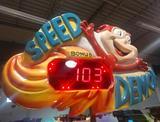 Bonus Speed Demon Header