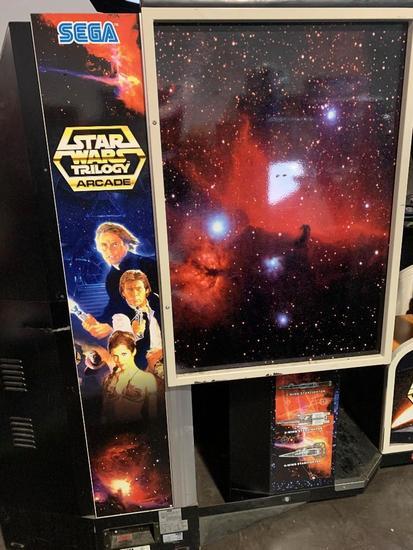 Star Wars Trilogy Deluxe