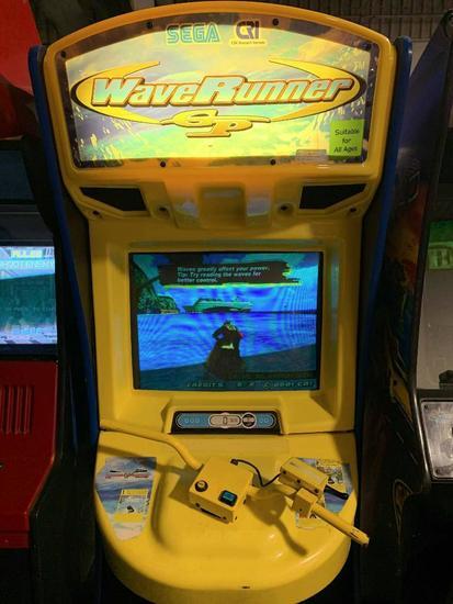 Sega Wave Runner GP