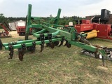 Great Plains Coulter Cart
