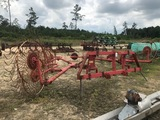 Grizzly Hay Rake