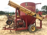 New Holland 354 Feed Mill