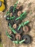 (8) John Deere Closing Wheels