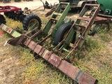 John Deere Planter Frame