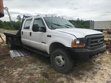 Ford F450 Truck