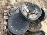 Pallet Of Press & Gauge Wheels