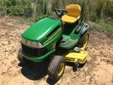 LA150 Mower