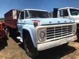 Ford F600 Truck