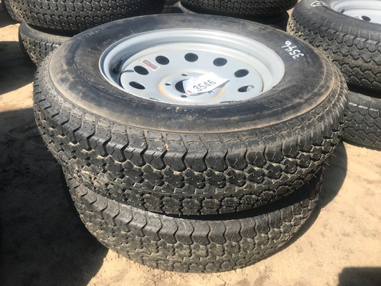 (2) NEW Tires