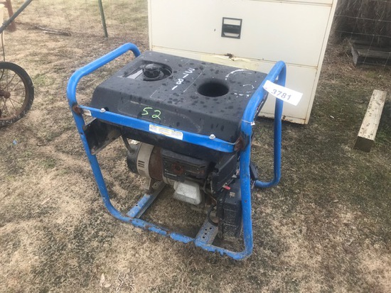 Power Back Generator