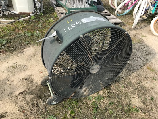 Chicago Electric Fan