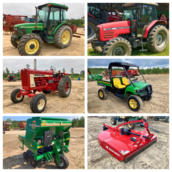 12th Annual Harvest Consignment Auction