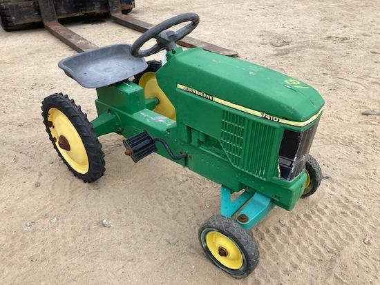 John Deere 7410 Toy Tractor