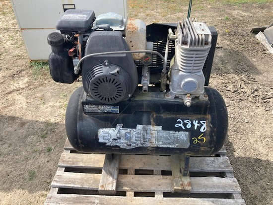 Excell Gas Air Compressor