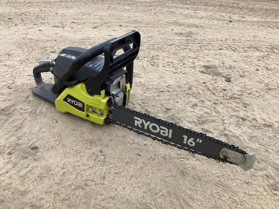 Ryobi Chain Saw