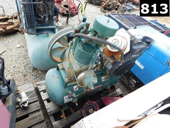 (0210051) CHAMPION AIR COMPRESSOR P/B KOHLER PRO 13 GAS ENGINE W/ VOLUME TA
