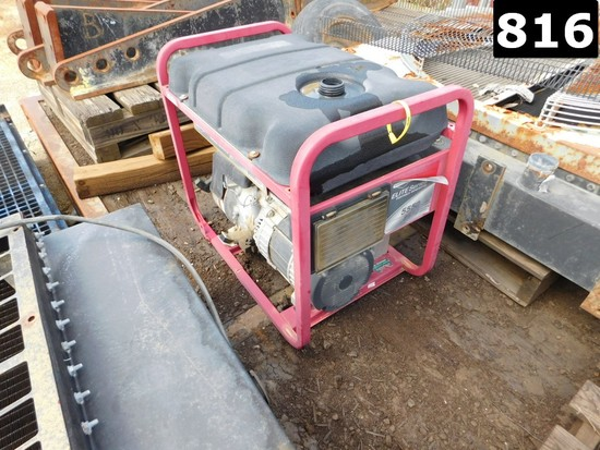 BRIGGS & STRATON ELITE SERIES 5500 PORTABLE GENERATOR (11293671) LOCATED IN
