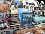 (0210214) MILLER BOBCAT 250 GAS WELDING MACHINE (11293889) LOCATED IN YARD