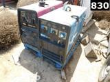 (0210048) MILLER BOBCAT 250 GAS WELDING MACHINE (11291067) LOCATED IN YARD