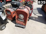 LINCOLN IDEALARC 250 ELECTRIC WELDING MACHINE (11293575)  LOCATED IN YARD 3