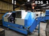 (3991)2000 MAZAK T2102 CNC TURNING CENTER QT35N-1000,15