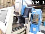 (3998) 1998 MAZAK V211 AJV 25/404 BRIDGE TYPE CNC VERTICAL MACHINING CENTER
