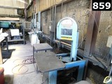 (3970) (1) ROLLIN VERTICAL BAND SAW (MISSING BLADE) LOCATED IN YARD 9 - ODE