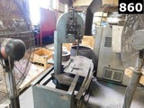 (3971) (1) ROLLIN VERTICAL BAND SAW (PARTS ONLY) LOCATED IN YARD 9 - ODESSA