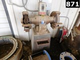 BALDOR PEDESTAL GRINDER/ BUFFER (11293601) LOCATED IN YARD 5 - TAFT, CA  -