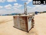 (9401015) KLEER-FLO PARTS CLEANING VAT LOCATED IN YARD 1 - MIDLAND, TX   -