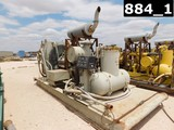 QUINCY MODEL QSS850/200 ROTARY SCREW TYPE PRIMARY AIR DRILLING AIR COMPRESS