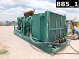 JOY MODEL WB12 SIZE 6-1/2 X 5X 7 AIR DRILLING BOOSTER (2) STAGE, SUCTION 15