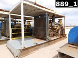 NATIONAL SECTIONAL DRIVE COMPOUND P/B CAT 3412 DIESEL ENGINE. AIR START, RA