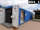 (1) CAT SR4 310 KW AC GENERATOR 240-480 VOLT P/B CAT C-15 DIESEL ENGINE, SN