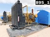 EMSCO TYPE, F-1600 BOMCO 1600HP TRIPLEX MUD PUMP SN:BZ13-163E, PULSATION DA