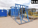 (1) SET (2) 7'H TRIANGLE MUD HOUSE STANDS (11293333)  LOCATED IN YARD 2 - A
