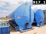 10'DIA X 35'L, 500BBL WATER TANK W/ 9'L PORCH EXT W/ (4) COMP LUBESTER, SKI