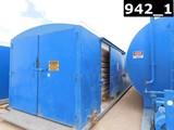(1) CAT SR-4 AC GENERATOR 365 KW, 240-480 VOLT, P/B CAT C-15 DIESEL ENGINE