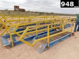 (6) SETS OF STAIRWAYS (11293399) LOCATED IN YARD 2 - ARTESIA, NM  -    ALL