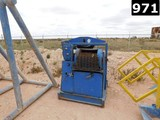 OWI 1600 EXPLORER HYDRAULIC WIRELINE MACHINE (11293363)  LOCATED IN YARD 2