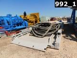 10'W X 35'L BACK ON RAMP  LOCATED IN YARD 1 - MIDLAND, TX   -    ALL ITEMS