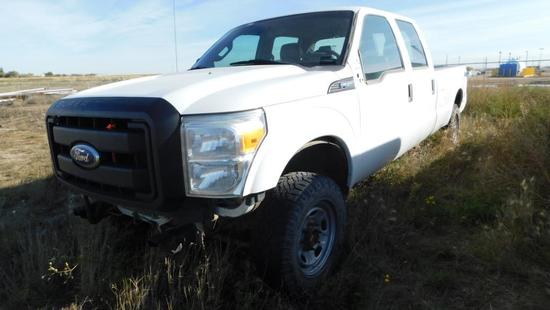 2012 Ford F-250 Pickup Truck, VIN # 1FT7W2B61CEA50410