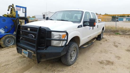 2011 Ford F-250 Pickup Truck, VIN # 1FT7W2B66BED04451