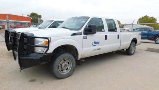 2012 Ford F-250 Pickup Truck, VIN # 1FT7W2B6XCEC11983