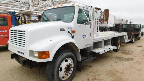 "(1479449) 2000 INTERNATIONAL 4700 MEDIUM DUTY TRUCK, VIN- 1HTSCAM21H379449, 205"" WB, P/B DT466E,"