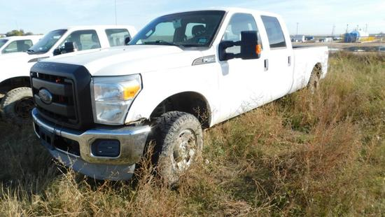 2012 Ford F-250 Pickup Truck, VIN # 1FT7W2B62CEB08136