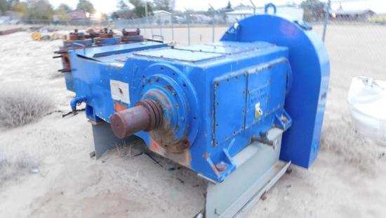 (4430902) NATIONAL JWS 400 TRIPLEX PUMP *LOCATED IN YARD 2 - 2327 MELODI LN. CASPER, WY 82601