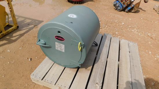 (91257) DRY ROD ELECTRODE STABILIZING OVEN *LOCATED IN YARD 1 - MIDLAND, TX